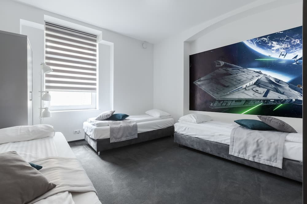 Pokój dla 3 osób Deluxe - Pokój