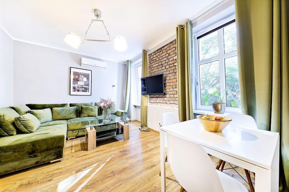 Apartment (Amici Miei) - Wohnbereich