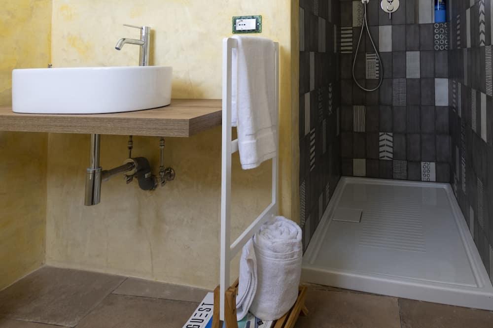 Δίκλινο Δωμάτιο (Double), Βεράντα - Μπάνιο