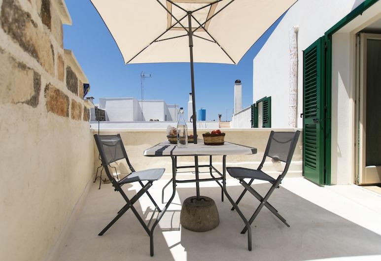 Il Galletto bb, Patu, Dobbeltværelse - terrasse, Terrasse/patio