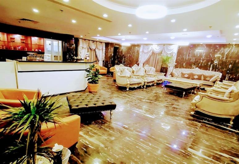 Crown Boutique Hotel - Jeddah, Jedda, Lobby