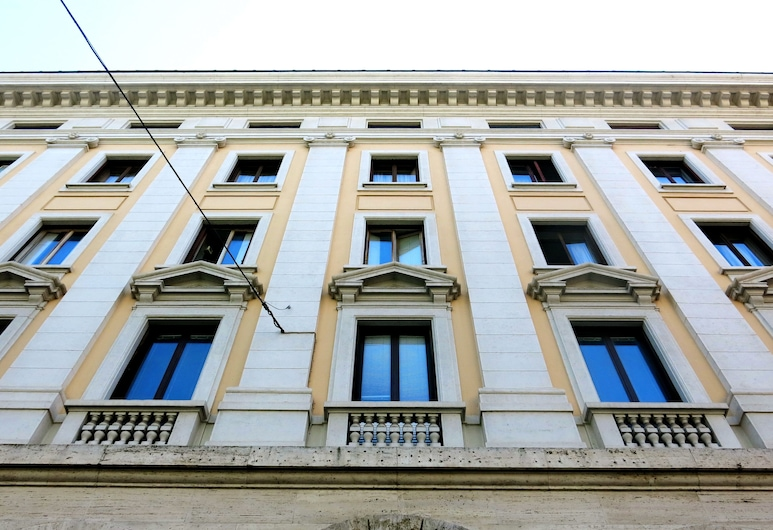 NIK King Rooms, Rome