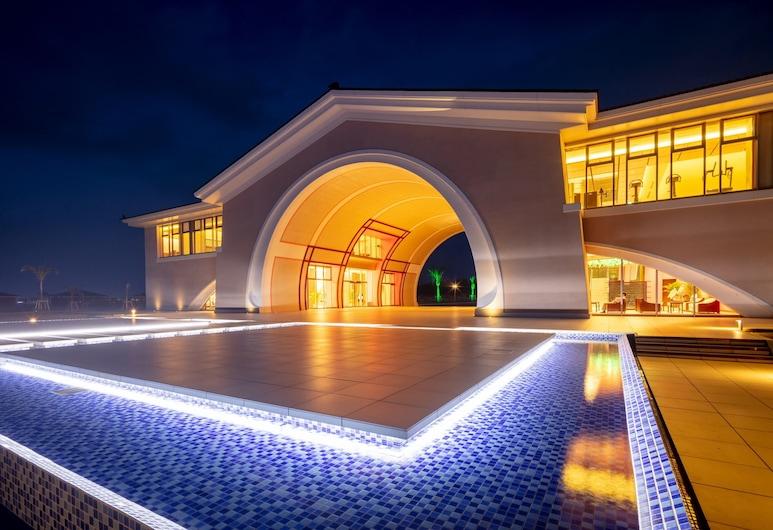 SEAWOOD HOTEL, Mijako-sziget, A szálláshely külső területe