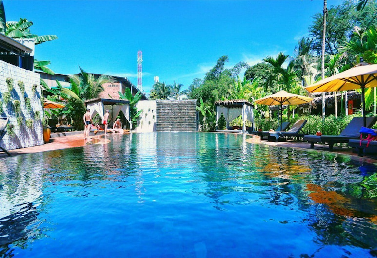 Central Privilege Hotel, Siem Reap