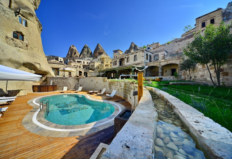 Aza Cave Hotel, Nevsehir, Outdoor Pool