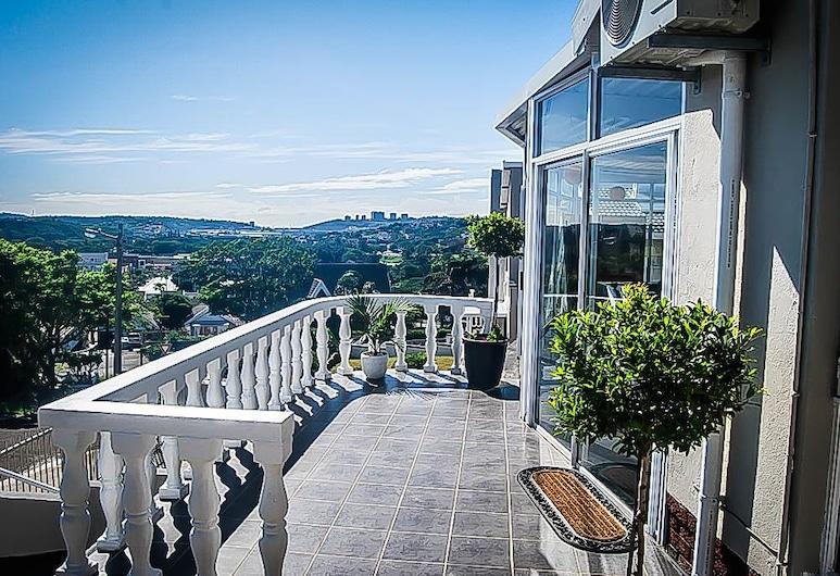 Goodwill Manor Boutique Guesthouse, Durban, Dvokrevetna soba (1), Balkon