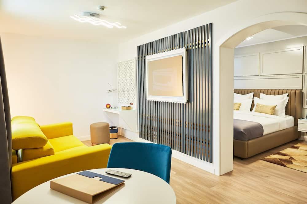 Senior-suite - Opholdsområde