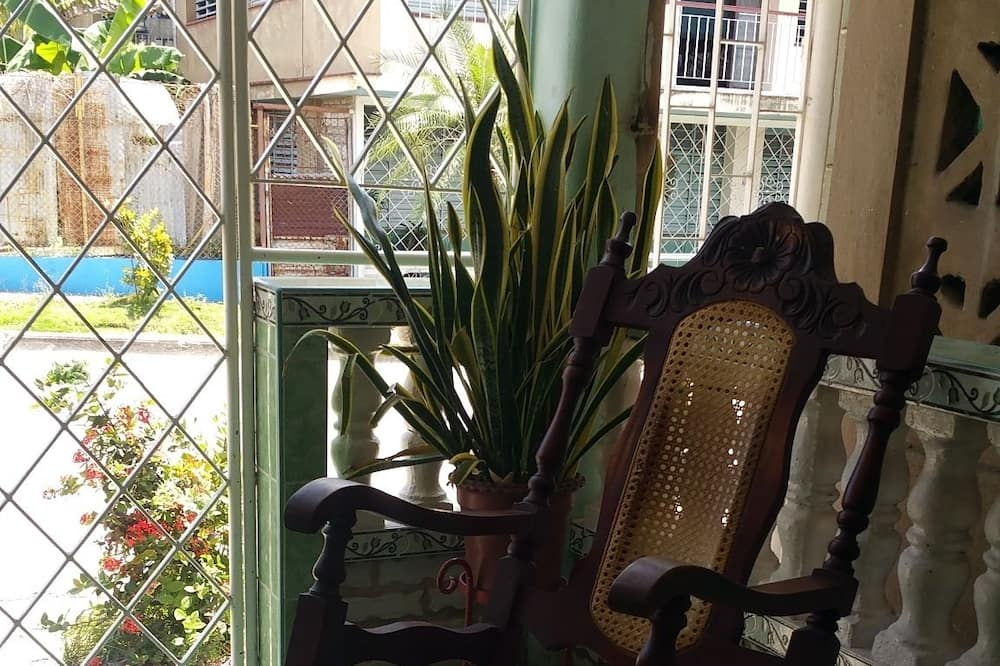 Standard Double Room - Terrace/Patio