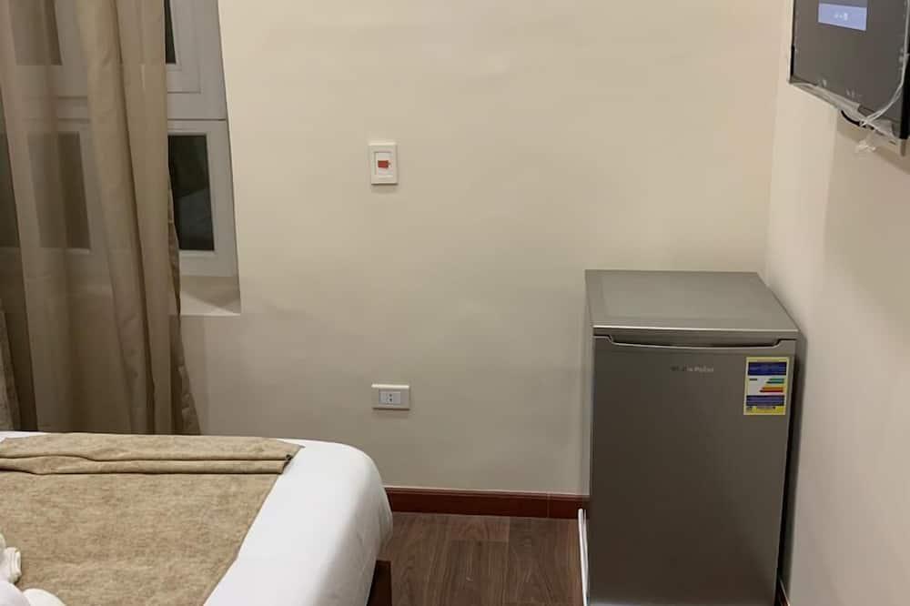 Phòng đôi hoặc 2 giường đơn Deluxe - Tủ lạnh nhỏ