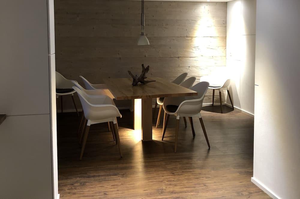 Domek, 4 ložnice, soukromý bazén - Stravování na pokoji