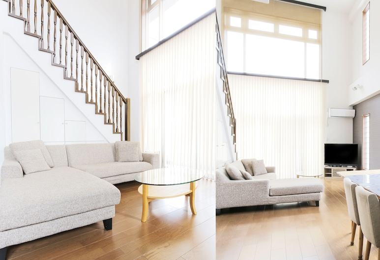Maison Grand Plaire 805, Osaka, Apartment (805), Living Area