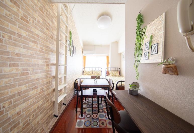 Comfort Self House Ten, 大阪市, アパートメント, 部屋