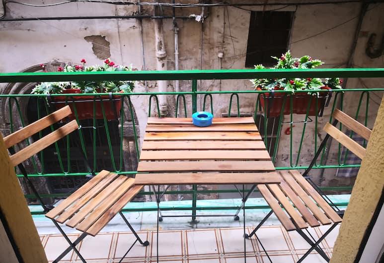 'O Vic' Stritt, Νάπολη, Comfort Τρίκλινο Δωμάτιο, Κουζινούλα (Ensuite), Μπαλκόνι