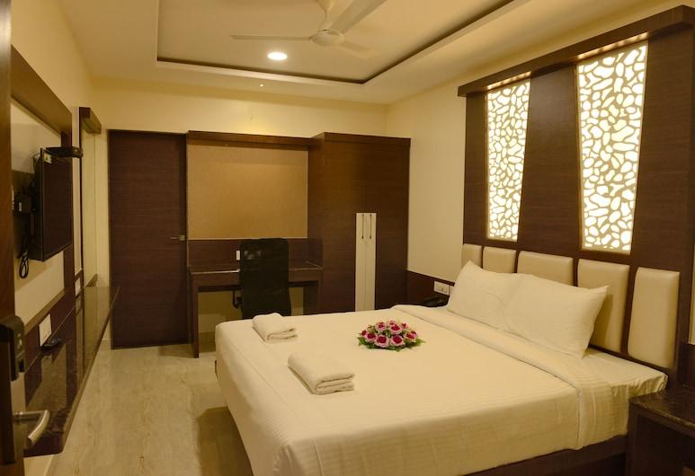 Hotel STM Palace, Coimbatore, Quarto Duplo Deluxe, Quarto