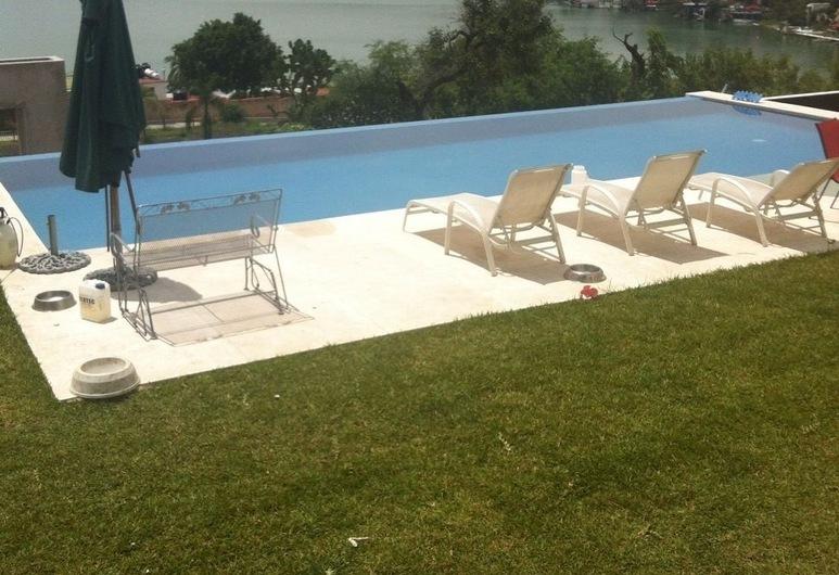 Casa blanca, Tequesquitengo, Pool