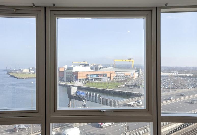 Obel Tower, Belfast, Lejlighed - havudsigt, Udsigt fra værelse