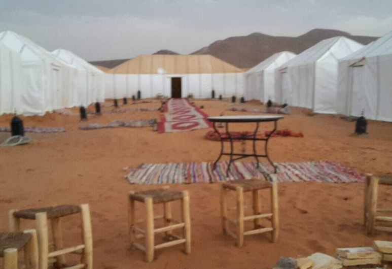 Overnight Berber Camp, Taouz