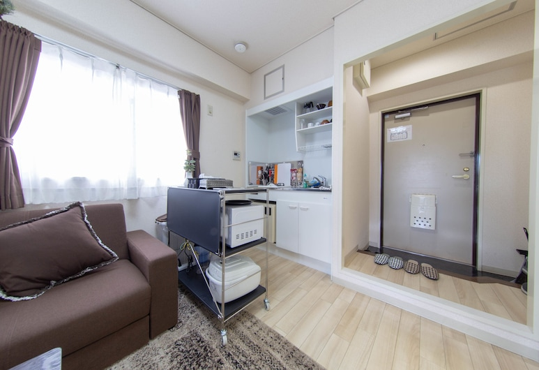 Comfort Self Hotel AManTo, 大阪市, 洋室, リビング エリア