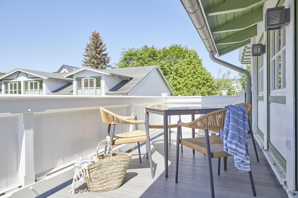 Apartman, pogled na vrt (incl. Cleaning Fee 101 EUR) - Balkon