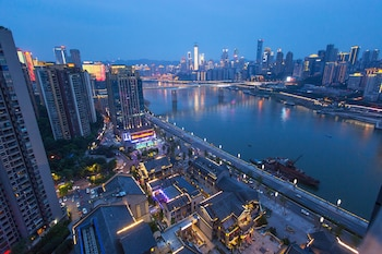 Picture of Hongyadong Full River View Apartment in Chongqing