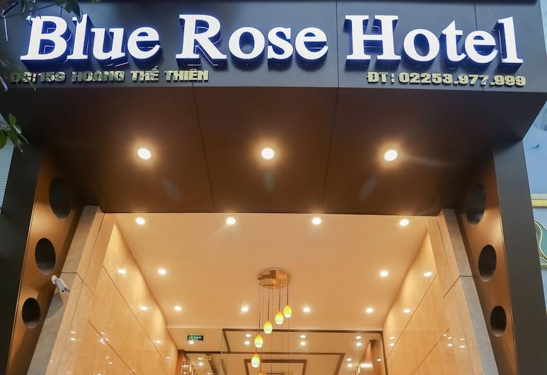 Hotel Blue Rose, Hai Phong, Interior Entrance