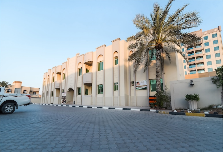 Oasis Hotel Apartment, Ras Al Khaimah, Front of property