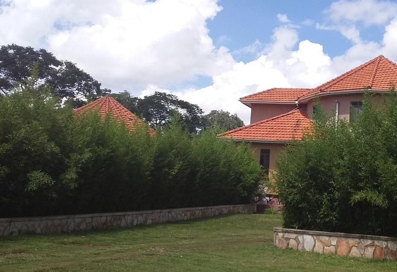Mango Cottages & Recreation Center, Kampala, Hotelfassade