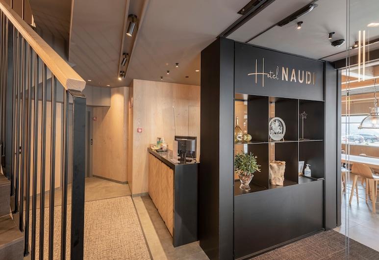Hotel Naudi Boutique - Adults Only, Soldeu, Recepción