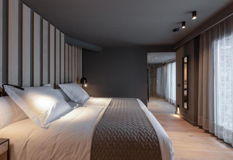 Hotel Naudi Boutique - Adults Only, Soldeu, Pokój dwuosobowy typu Superior, widok na góry, Pokój