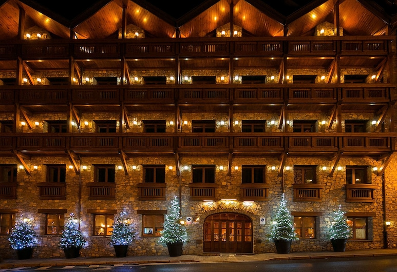 Xalet Montana - Adults Only, Soldeu, Fachada del hotel