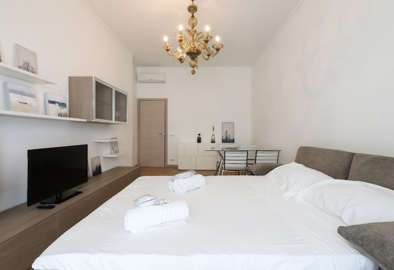 Suitelowcost Sforza, Μιλάνο, Διαμέρισμα, 1 Υπνοδωμάτιο, Περιοχή καθιστικού