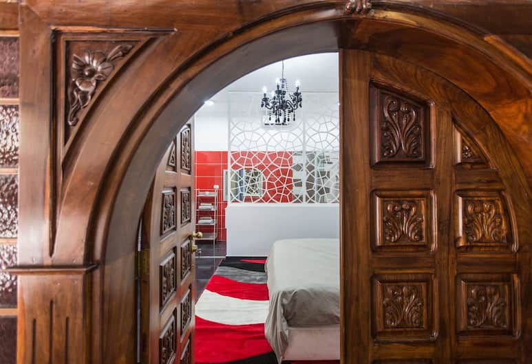Polana Guest House and Apartments, Maputo, Deluxe Room, Guest Room
