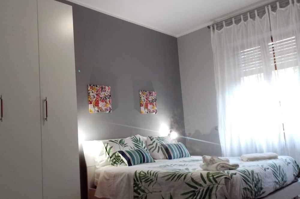 Executive dvokrevetna soba, 1 queen size krevet, zajednička kupaonica, pogled na vrt (Camera Suoni) - Izdvojena fotografija