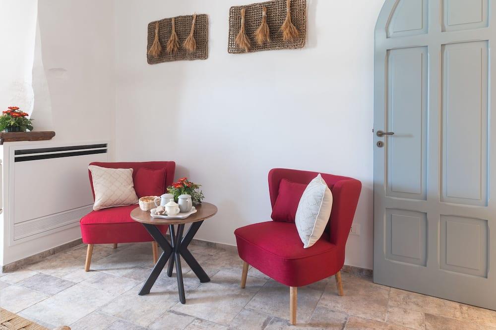 Comfort Room - Living Room