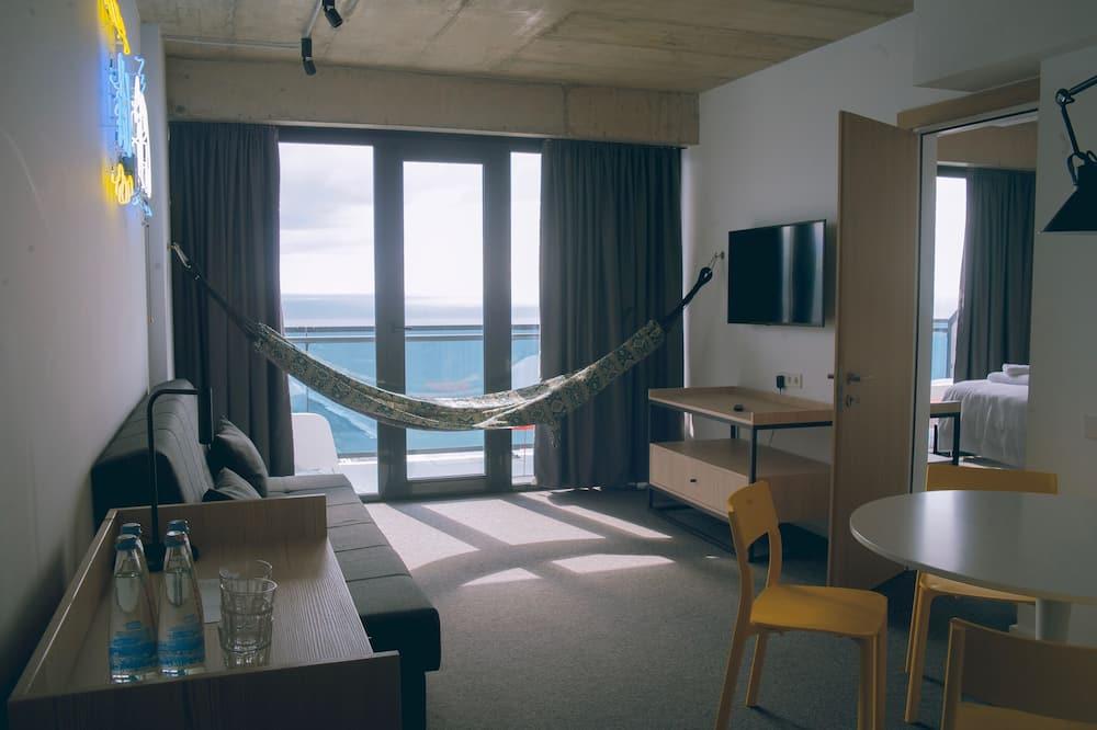 Suite, 1 Bedroom (Sweet) - Living Area