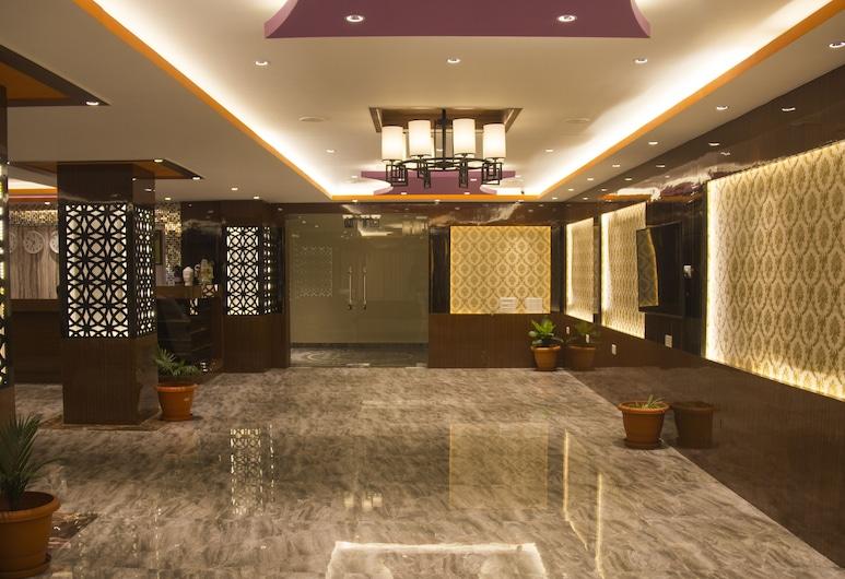 Hotel Amo Chhu View, Phuntsholing, Lobby
