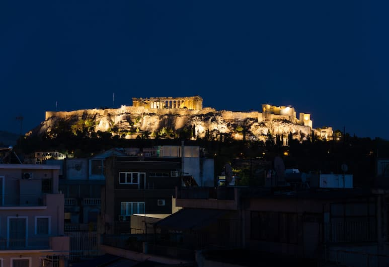 Downtown Athens Lofts, Αθήνα, Family Λοφτ, Θέα από το δωμάτιο