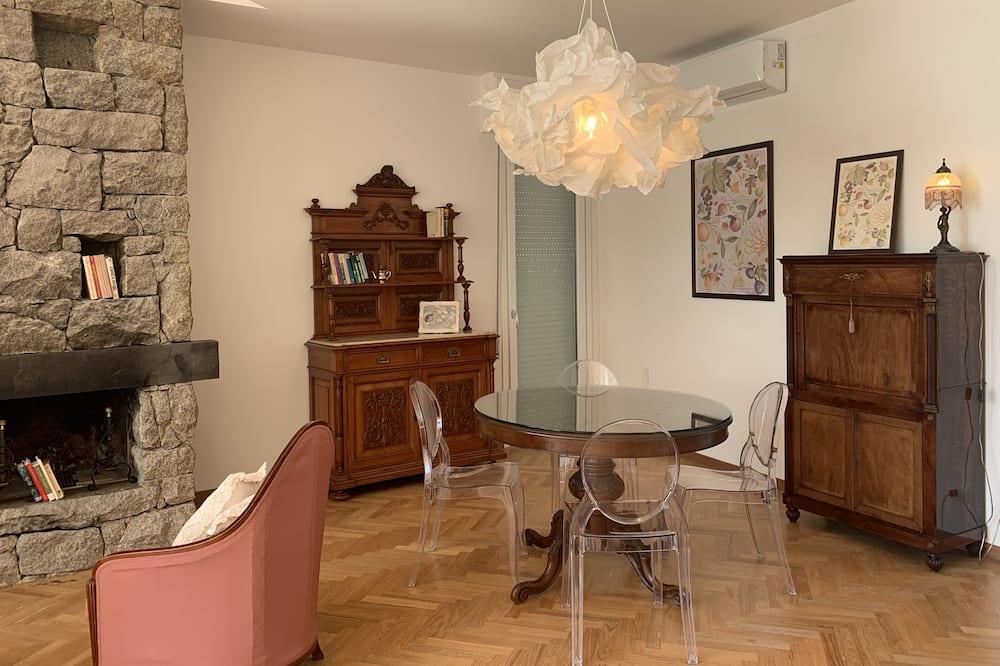 Panorāmas dzīvokļnumurs - Dzīvojamā istaba