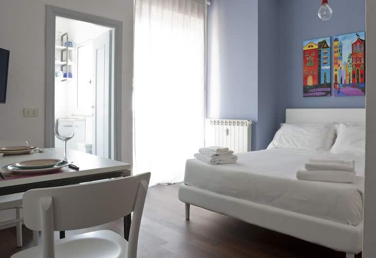 Italianway - Bergognone 43, Milano, Appartamento, 1 camera da letto, Camera