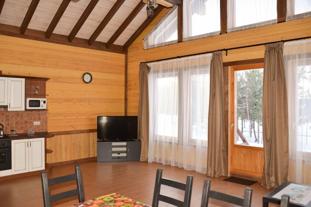 Villa, 1 Bedroom (A1) - Living Area