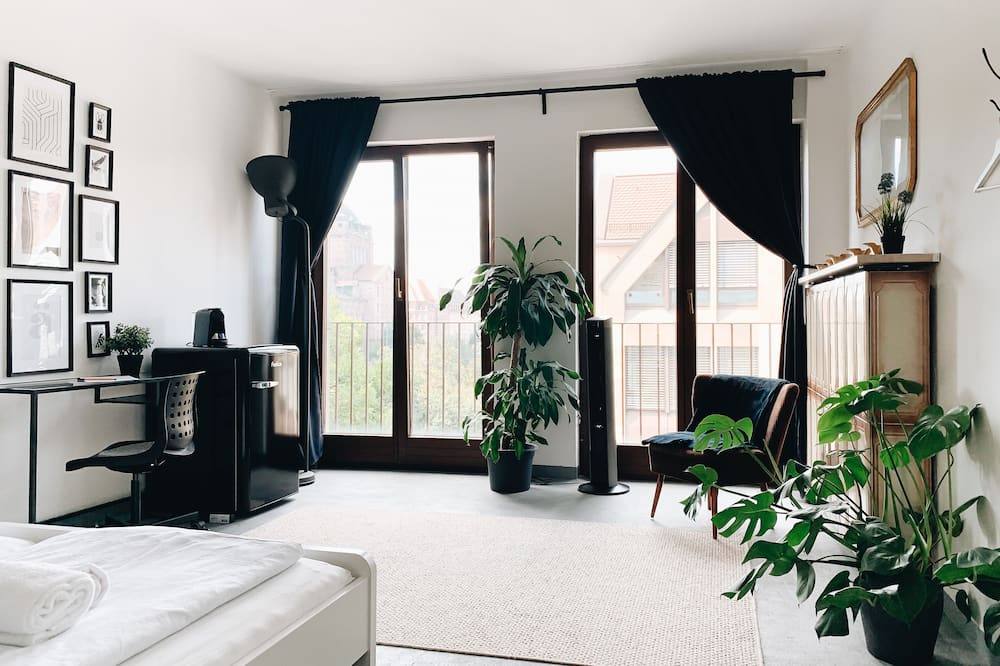 Apartment (Apollo - Opera) - Living Area