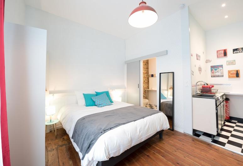 Deluxe Apartment - Toulouse Riquet, טולוז, סטודיו, חדר