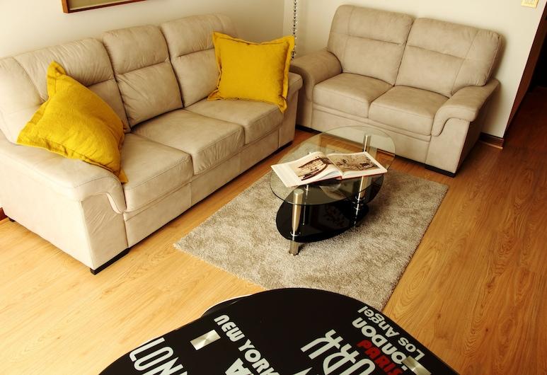 Flats4Rent Annamaria, Verona, Apartment, 2 Bedrooms, Living Room