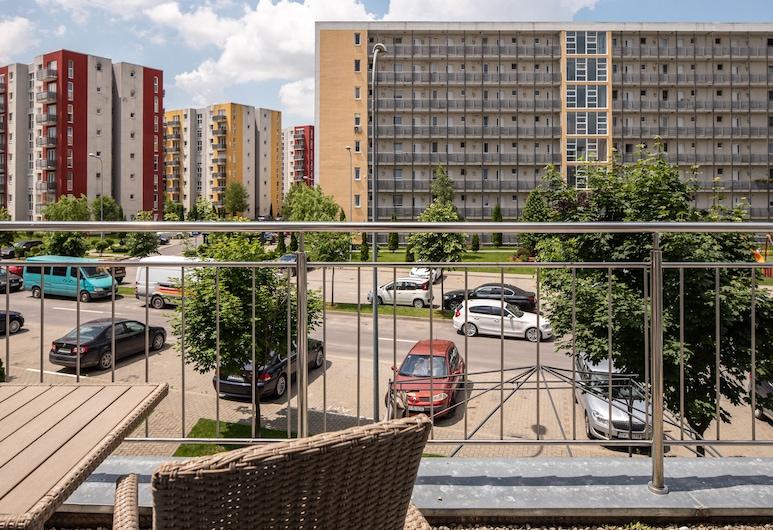 Brasov Holiday Apartments -panoramic 10, Brasov, Terrasse/Patio