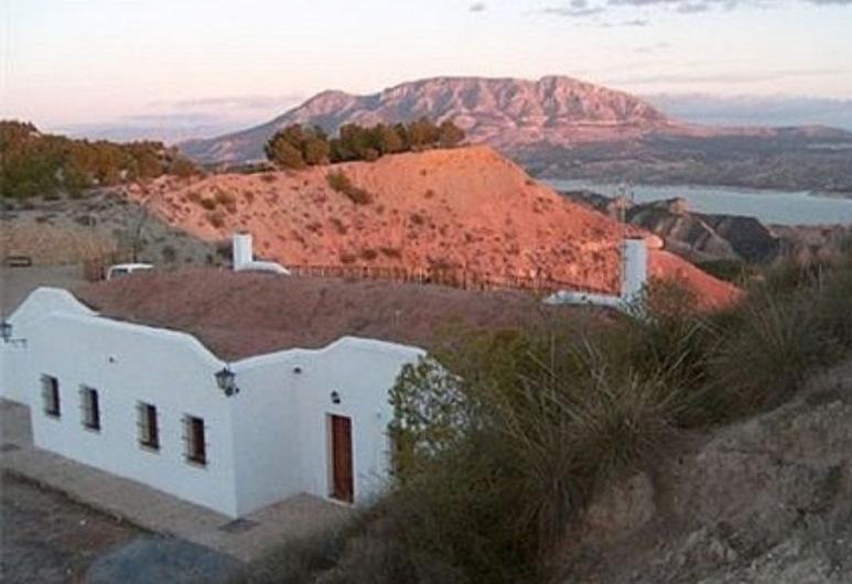 Casas Cueva Mirador del Negratín, Cuevas del Campo