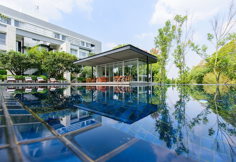 The Gallery Khao Yai Hotel and Residence, Pak Chong, Buitenzwembad