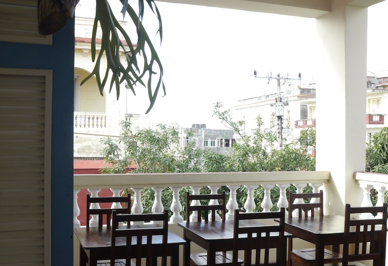 Giulia House B&B, Havana, Terrace/Patio