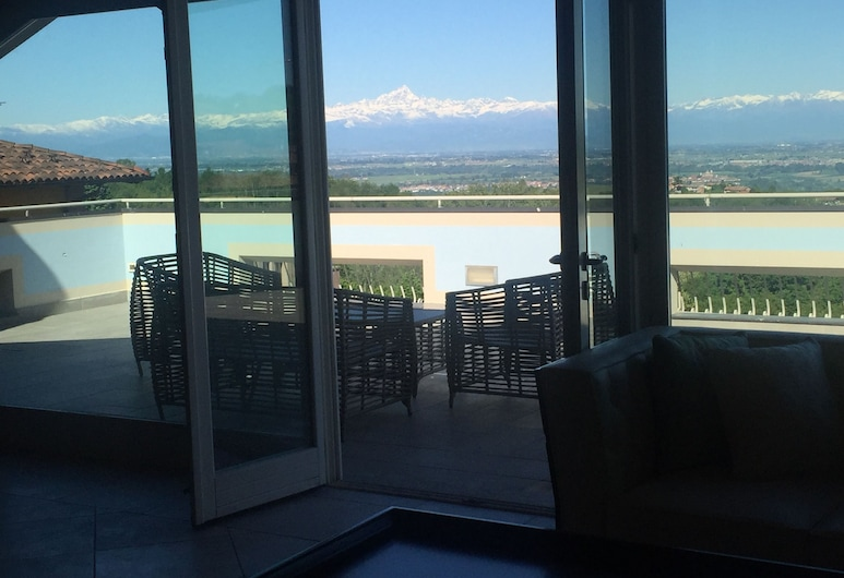 Altezza, La Morra, Elite Apartment (Monviso), Room