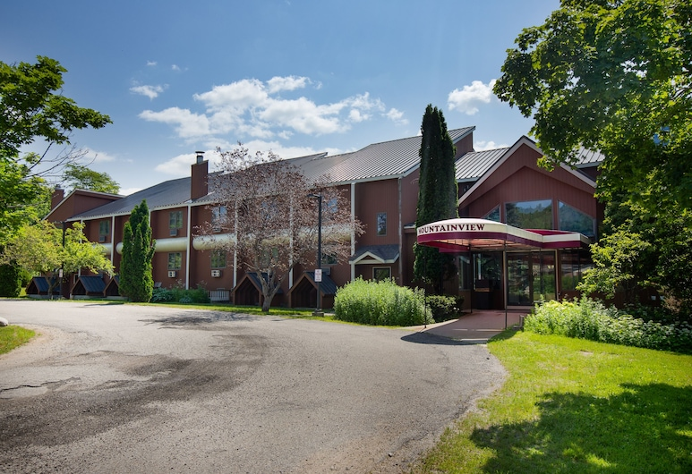 Mendon Mountainview Lodge, Killington, Entrée de l'hôtel