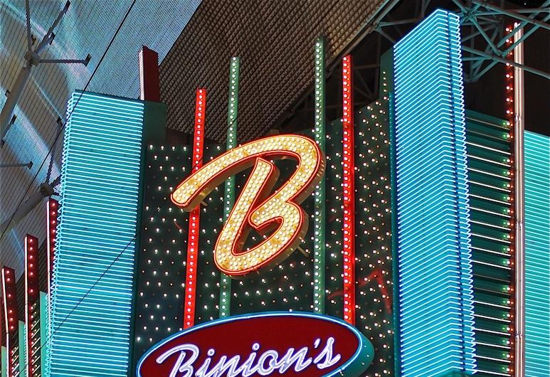 Hotel Apache, Las Vegas